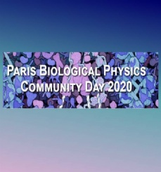Paris Biological Physics Community Day 2020